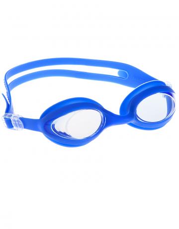 Тренировочные очки для плавания FlexyТренировочные очки<br>Очки FLEXY от Mad Wave отлично послужат прекрасным дополнением к частым тренировкам в бассейне. Превосходная посадка, обеспеченная высоким обтюратором и двойным силиконовым ремешком, надежно защитит глаза от протекания и повысит комфорт в использовании. Линзы с защитой от ультрафиолета UV 400 и покрытием от запотевания Антифог. Отдельно можно заказать линзы с диоптриями.<br><br>Размер: None<br>Цвет: Синий