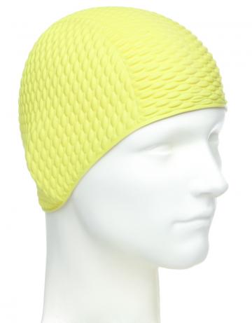 Латексная шапочка для плавания BubbleЛатексные шапочки<br>Латексная шапочка. Имеет эргономичную форму.<br><br>Размер: None<br>Цвет: Желтый