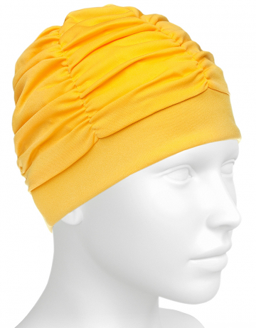Шапочка для душа Lux ShowerШапочки для душа<br>Шапочка для душа из полиэстера. Внутрянняя подкладка шапочки имеет полиэтиленовую основу.<br><br>Цвет: Желтый