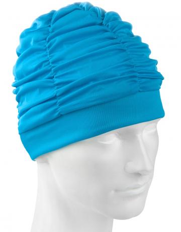 Шапочка для душа Lux ShowerШапочки для душа<br>Шапочка для душа из полиэстера. Внутрянняя подкладка шапочки имеет полиэтиленовую основу.<br><br>Цвет: Бирюзовый