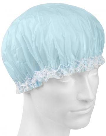 Шапочка для душа Basic Shower DШапочки для душа<br>Полиэтиленовая шапочка для душа<br><br>Размер: None<br>Цвет: Голубой