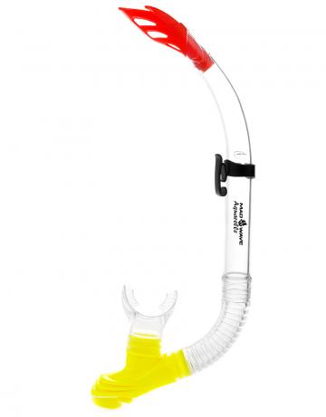 Трубка для дайвинга и сноркелинга Aquarelle SnorkelТрубки<br>Дизайн трубки подходит к маске AQUARELLE Mask. Трубка имеет нижний клапан для удаления воды. Соединительная часть и загубник выполнены из силикона.<br><br>Цвет: Белый
