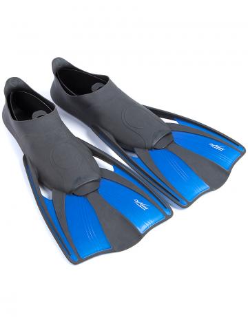 Ласты для дайвинга и сноркелинга DynamicЛасты<br>Короткие и легкие ласты для  сноркеллинга.<br><br>Размер RU: 44-45<br>Цвет: Синий