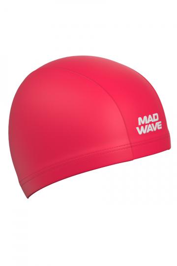 Текстильная шапочка для плавания Adult LycraТекстильные шапочки<br>Текстильная шапочка для ежедневных тренировок.<br><br>Цвет: Красный