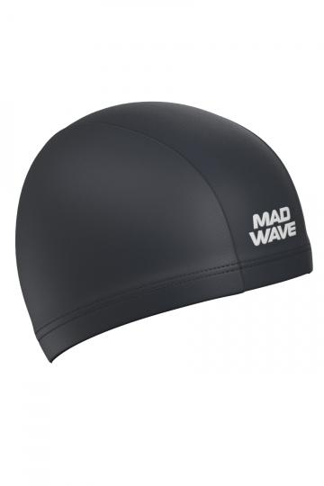 Текстильная шапочка для плавания Adult LycraТекстильные шапочки<br>Текстильная шапочка для ежедневных тренировок.<br><br>Цвет: Черный