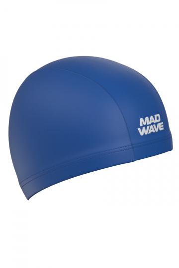 Текстильная шапочка для плавания Adult LycraТекстильные шапочки<br>Текстильная шапочка для ежедневных тренировок.<br><br>Цвет: Синий