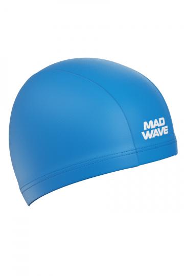 Текстильная шапочка для плавания Adult LycraТекстильные шапочки<br>Текстильная шапочка для ежедневных тренировок.<br><br>Цвет: Голубой