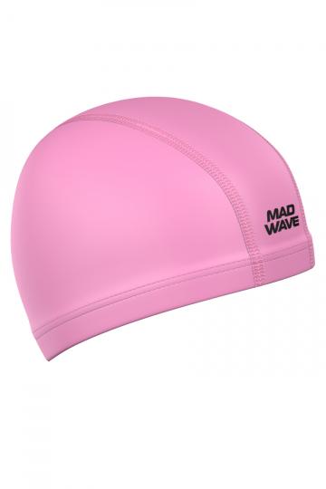 Комбинированная шапочка для плавания PUT CoatedКомбинированные шапочки<br>Текстильная шапочка с полиуретановым покрытием. Лучший выбор для ежедневных тренировок. Легкая и эргономичая.<br><br>Цвет: Розовый