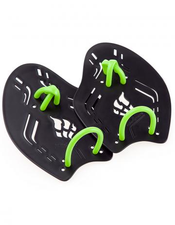 Лопатки для плавания Trainer Paddles ExtremeЛопатки для плавания<br>Позволяют улучшить технику гребка. Спеуиальные отверстия для тока воды позволяют лучше ощущать воду. Размер 20х14,3х0,3<br><br>Размер INT: S<br>Цвет: Черный