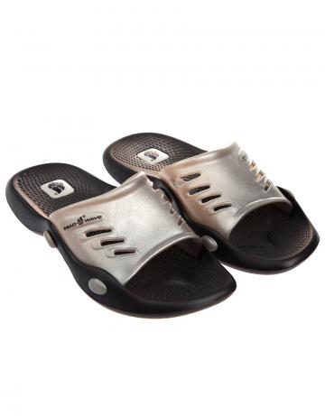 Мужская обувь для бассейна и пляжа Standart IIМужская обувь<br>Тапки для бассейна.<br><br>Размер: 41<br>Цвет: Серый