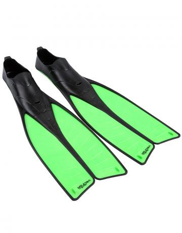 Ласты для дайвинга и сноркелинга Vector juniorЛасты<br>Удобные ласты с анатомической калошей.<br><br>Размер RU: 35-36<br>Цвет: Зеленый