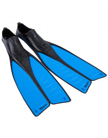 Ласты для дайвинга и сноркелинга VectorЛасты<br>Удобные ласты с анатомической калошей.<br><br>Размер RU: 45-46<br>Цвет: Синий