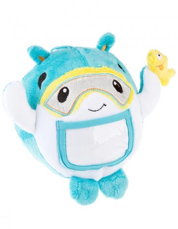Водная игрушка Bubble BoyИгрушки<br>Мягкая сувенирная игрушка с кармашком-вкладышем для фотографий.<br><br>Цвет: Белый