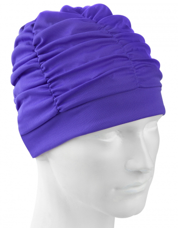 Шапочка для душа Lux ShowerШапочки для душа<br>Шапочка для душа из полиэстера. Внутрянняя подкладка шапочки имеет полиэтиленовую основу.<br><br>Цвет: Фиолетовый