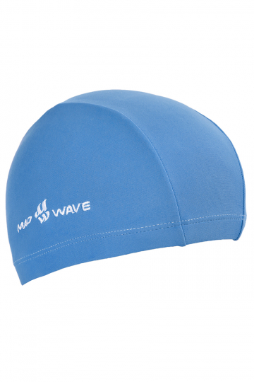 Текстильная шапочка для плавания Lycra JuniorТекстильные шапочки<br>Детская текстильная шапочка.<br><br>Цвет: Голубой