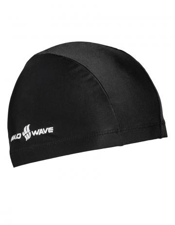 Текстильная шапочка для плавания Lycra JuniorТекстильные шапочки<br>Детская текстильная шапочка.<br><br>Цвет: Черный