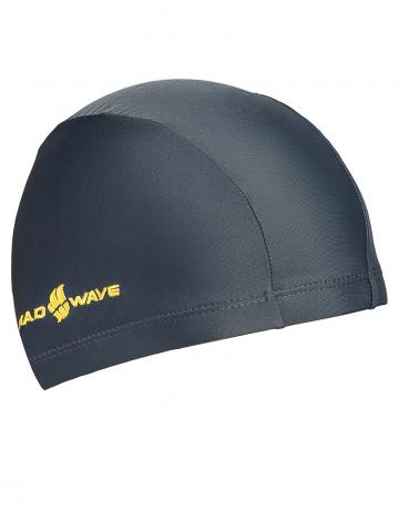 Текстильная шапочка для плавания Lycra JuniorТекстильные шапочки<br>Детская текстильная шапочка.<br><br>Цвет: Серый