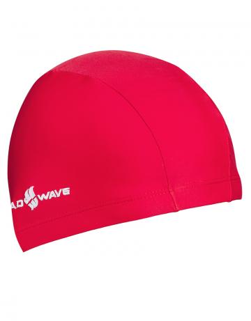 Текстильная шапочка для плавания Lycra JuniorТекстильные шапочки<br>Детская текстильная шапочка.<br><br>Цвет: Красный