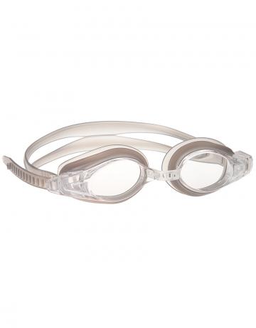Тренировочные очки для плавания Luxe AutomatiсТренировочные очки<br>Очки LUXE AUTOMATIC от компании Mad Wave послужат прекрасным дополнением к частым тренировкам в бассейне. Ультракомфортабельная посадка, обеспеченная системой автоматической регулировки ремешка, настраиваемой носовой перегородкой и высоким обтюратором, позволит использовать очки длительное время, не испытывая даже малейшего неудобства. Линзы с защитой от ультрафиолета UV 400 и усовершенствованным покрытием для защиты от запотевания Антифог Плюс.<br><br>Размер: None<br>Цвет: Прозрачный