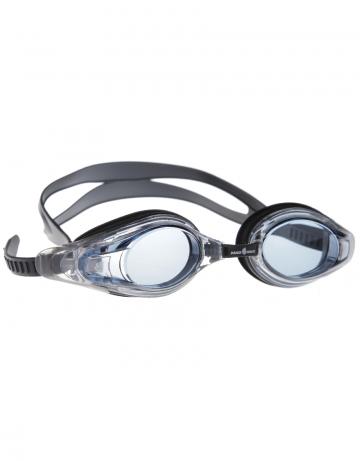 Очки с диоптриями Mad Wave Optic Envy Automatic M0430 16 A 05WОчки с диоптриями<br>Простые и удобные регулируемые очки с оптической силой от -1.0 до -9 для частых тренировок. Система автоматической  регулировки ремешков (международный патент).<br><br>Размер: -1<br>Цвет: Черный