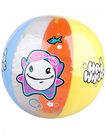 Надувной мяч для плавания BallМячи<br>Надувной мяч 41 см.<br><br>Размер: 410mm<br>Цвет: Желтый
