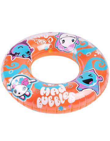 Надувной круг для плавания RingКруги надувные<br>Надувной круг 60 см. Надежный текстурированный ПВХ. Большой удобный и надежный клапан. Прошел европейский тест на безопасность EN 71.<br><br>Размер: 700 mm<br>Цвет: Оранжевый