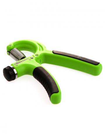 Фитнес тренажер Hand grips 20 adjustableФитнес инвентарь<br>регулируемый ручной эспандер. Регулируется от 5 до 20 кг. Подходит для мужчин и женщин. Тренирует мышцы рук, запястья и предплечья.<br><br>Цвет: Зеленый
