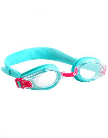 Тренировочные очки для плавания Bubble kidsТренировочные очки<br>Удобные детские (2-6 лет ) очки c регулируемым ремешком.<br><br>Цвет: Бирюзовый