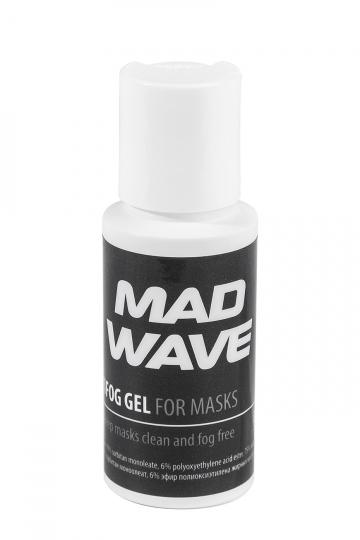 Антифог Mad Wave Antifog Gel M0441 02 0 00WАнтифог<br>Концентрированный гель для предотвращения запотевания масок для дайвинга и лыжных масок Предотвращает затуманивание и запотевание, что обеспечивает великолепную четкость и ясность<br><br>Размер: None<br>Цвет: Белый