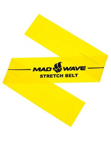 Тренажер для плавания Stretch BandТренажеры<br>Эспандер для тренировки и разогрева мышц. Может применятся в любом виде спорта. Чрезвычайно компактный, не занимает много места. Размер: 150*15 см. <br>Каждому цвету  эспандера соответствует собственное значение толщины и сопротивления:<br>желтый – толщина 0,2 мм, сопротивление – минимальное; <br>красный – толщина 0,3 мм, сопротивление – среднее;<br>черный – толщина 0,4 мм, сопротивление – максимальное.<br><br>Размер: 1500*150*0.2mm<br>Цвет: Желтый