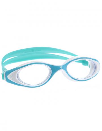 Тренировочные очки для плавания FlameТренировочные очки<br>Очки FLAME от Mad Wave послужат прекрасным дополнением к частым тренировкам в бассейне. Комфортная посадка, обеспеченная системой автоматической регулировки ремешка и высоким обтюратором, а также специальная конструкция линз с широким боковым обзором позволят использовать очки длительное время, не испытывая даже малейшего неудобства. Система Антифог Ультра навсегда устранит проблему запотевающих линз, а технология UV 400 защитит глаза от ультрафиолетового излучения.<br><br>Цвет: Бирюзовый