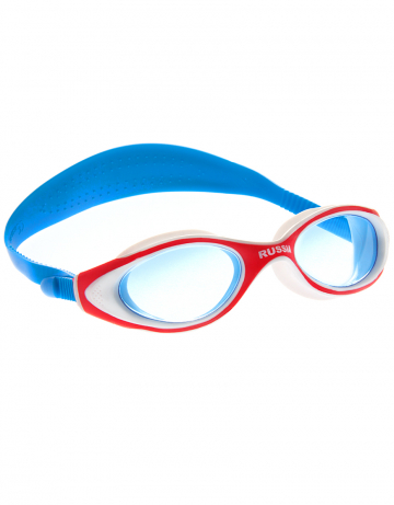 Тренировочные очки для плавания RussiaТренировочные очки<br>Очки RUSSIA от Mad Wave послужат прекрасным дополнением к частым тренировкам в бассейне. Ультракомфортабельная посадка, обеспеченная системой автоматической регулировки ремешка и высоким обтюратором, а также специальная конструкция линз с широким боковым обзором позволят использовать очки длительное время, не испытывая даже малейшего неудобства. Система Антифог Ультра навсегда устранит проблему запотевающих линз, а технология UV 400 защитит глаза от ультрафиолетового излучения.<br><br>Размер: None<br>Цвет: Красный