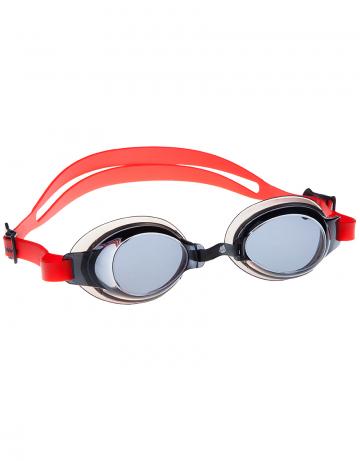Тренировочные очки для плавания Simpler IIТренировочные очки<br>Удобные очки SIMPLER от Mad Wave отлично дополнят как тренировку, так и отдых на море. Удобная посадка, обеспеченная высоким обтюратором и двойным силиконовым ремешком, надежно защитит глаза от протекания и повысит комфорт в использовании. Линзы с защитой от ультрафиолета UV 400 и покрытием от запотевания Антифог.<br><br>Размер: None<br>Цвет: Красный