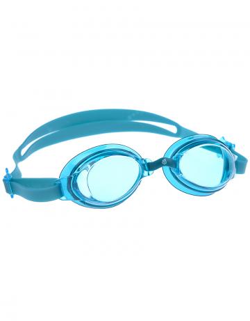 Тренировочные очки для плавания Simpler IIТренировочные очки<br>Удобные очки SIMPLER от Mad Wave отлично дополнят как тренировку, так и отдых на море. Удобная посадка, обеспеченная высоким обтюратором и двойным силиконовым ремешком, надежно защитит глаза от протекания и повысит комфорт в использовании. Линзы с защитой от ультрафиолета UV 400 и покрытием от запотевания Антифог.<br><br>Размер: None<br>Цвет: Бирюзовый