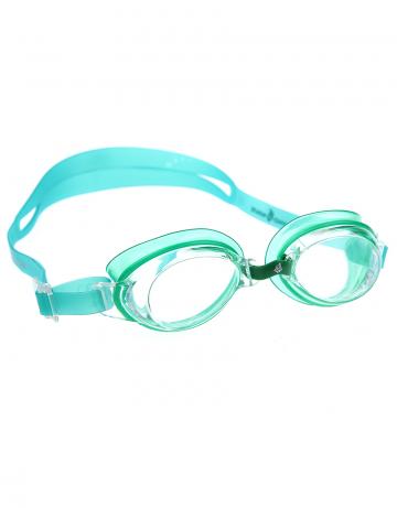 Тренировочные очки для плавания Simpler IIТренировочные очки<br>Удобные очки SIMPLER от Mad Wave отлично дополнят как тренировку, так и отдых на море. Удобная посадка, обеспеченная высоким обтюратором и двойным силиконовым ремешком, надежно защитит глаза от протекания и повысит комфорт в использовании. Линзы с защитой от ультрафиолета UV 400 и покрытием от запотевания Антифог.<br><br>Цвет: Зеленый