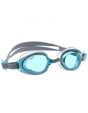 Тренировочные очки для плавания Simpler IIТренировочные очки<br>Удобные очки SIMPLER от Mad Wave отлично дополнят как тренировку, так и отдых на море. Удобная посадка, обеспеченная высоким обтюратором и двойным силиконовым ремешком, надежно защитит глаза от протекания и повысит комфорт в использовании. Линзы с защитой от ультрафиолета UV 400 и покрытием от запотевания Антифог.<br><br>Цвет: Голубой