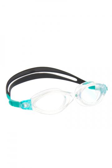 Тренировочные очки для плавания Clear Vision CP LensТренировочные очки<br>Очки CLEAR VISION от Mad Wave послужат прекрасным дополнением к частым тренировкам в бассейне. Комфортная посадка, обеспеченная системой автоматической регулировки ремешка и высоким обтюратором, а также специальная конструкция линз с широким боковым обзором позволят использовать очки длительное время, не испытывая даже малейшего неудобства. Система Антифог Ультра навсегда устранит проблему запотевающих линз, а технология UV 400 защитит глаза от ультрафиолетового излучения.<br><br>Цвет: Голубой