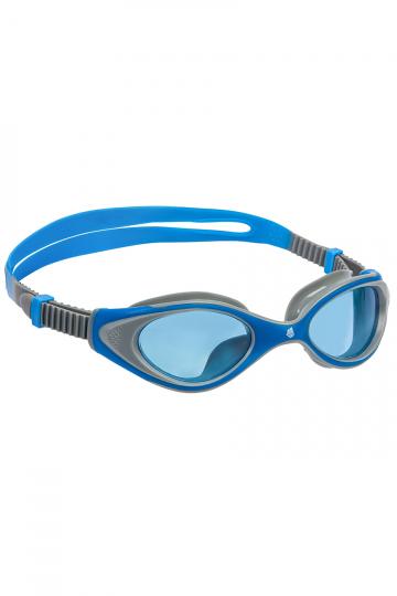 Тренировочные очки для плавания Automatic Junior FlameТренировочные очки<br>Удобные классические юниорские очки для спорта и отдыха c автоматической системой регулировки ремешков<br><br>Цвет: Синий