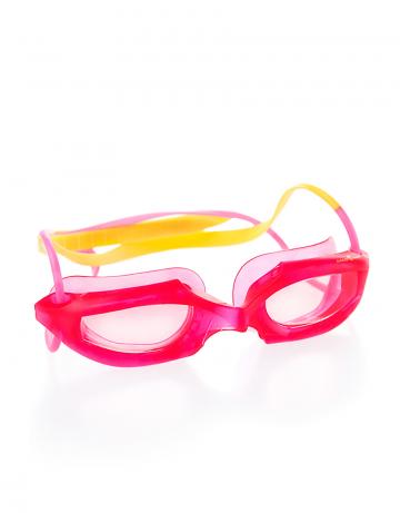 Тренировочные очки для плавания Fruit BasketТренировочные очки<br>Занимательные очки для малышей (2-6 лет ) с ароматными запахами винограда, апельсина и вишни. Улучшенная<br>антизапотевающая защита стекла благодаря внедрению<br>антифога капиллярным способом.<br><br>Цвет: Розовый