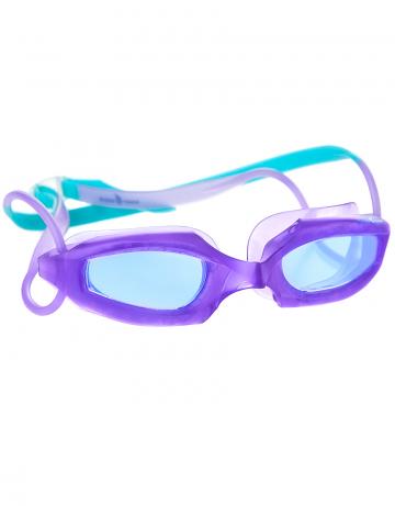 Тренировочные очки для плавания Fruit BasketТренировочные очки<br>Занимательные очки для малышей (2-6 лет ) с ароматными запахами винограда, апельсина и вишни. Улучшенная<br>антизапотевающая защита стекла благодаря внедрению<br>антифога капиллярным способом.<br><br>Размер: None<br>Цвет: Фиолетовый