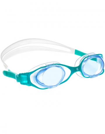 Тренировочные очки для плавания PrecizeТренировочные очки<br>Очки PRECIZE от Mad Wave послужат прекрасным дополнением к частым тренировкам в бассейне. Комфортная посадка, обеспеченная системой автоматической регулировки линз и высоким обтюратором, позволят использовать очки длительное время, не испытывая даже малейшего неудобства. Очки с защитой от ультрафиолета UV 400 и покрытием от запотевания Антифог.<br><br>Цвет: Бирюзовый