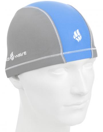 Текстильная шапочка для плавания Lycra DOUTONEТекстильные шапочки<br>Текстильная шапочка для ежедневных тренировок.<br><br>Размер: None<br>Цвет: Синий