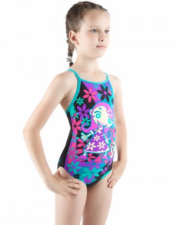 Детские купальники Mad Wave FIORE M0192 07 4 Z2WДетские купальники<br>Купальник спортивный слитный. Тонкие бретели создают свободу движений. Вырез бедра средний. Модель идеально подходит для тренировок и отдыха.<br><br>Размер: S<br>Цвет: Фиолетовый