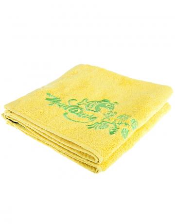 Полотенце для бассейна и пляжа Fish TowelПолотенца<br>Полотенце 550 г/м. 50*100 см<br><br>Размер: 50*100<br>Цвет: Зеленый
