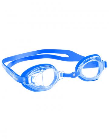 Тренировочные очки для плавания Stalker JuniorТренировочные очки<br>Низкопрофильные юниорские очки.<br><br>Цвет: Синий