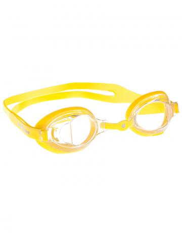 Тренировочные очки для плавания Stalker JuniorТренировочные очки<br>Низкопрофильные юниорские очки.<br><br>Цвет: Желтый