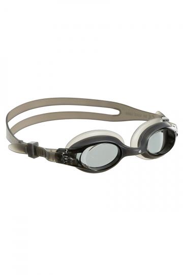 Тренировочные очки для плавания Junior AutosplashТренировочные очки<br>Удобные  юниорские очки для водных видов спорта и отдыха. Система автоматической регулировки ремешков.<br><br>Цвет: Черный
