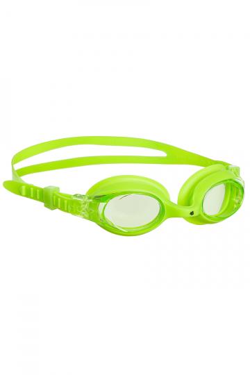 Тренировочные очки для плавания Junior AutosplashТренировочные очки<br>Удобные  юниорские очки для водных видов спорта и отдыха. Система автоматической регулировки ремешков.<br><br>Цвет: Зеленый