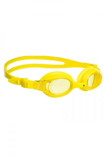 Тренировочные очки для плавания Junior AutosplashТренировочные очки<br>Удобные  юниорские очки для водных видов спорта и отдыха. Система автоматической регулировки ремешков.<br><br>Цвет: Желтый