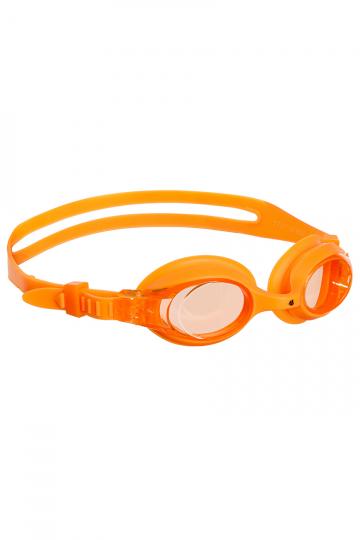 Тренировочные очки для плавания Junior AutosplashТренировочные очки<br>Удобные  юниорские очки для водных видов спорта и отдыха. Система автоматической регулировки ремешков.<br><br>Цвет: Оранжевый